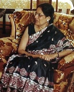 Shireen Lakhani (Valliani) - 1986